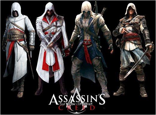 Saga Assassin's Creed Entrez dans l'Animus pour devenir un maître assassin