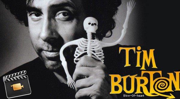 Tim Burton ou un réalisateur de génie.