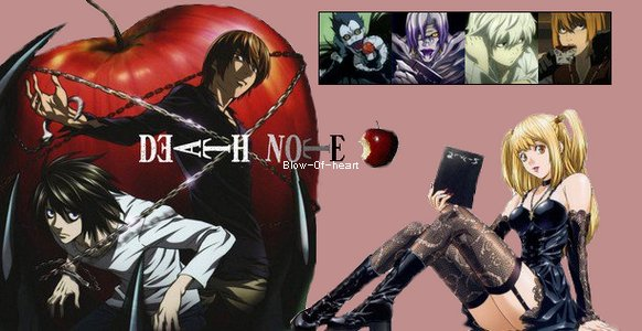 Death Note the best manga of all time.