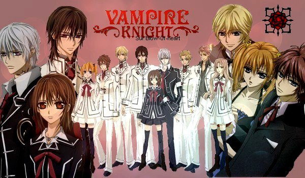 Vampire Knight un manga qui a du mordant