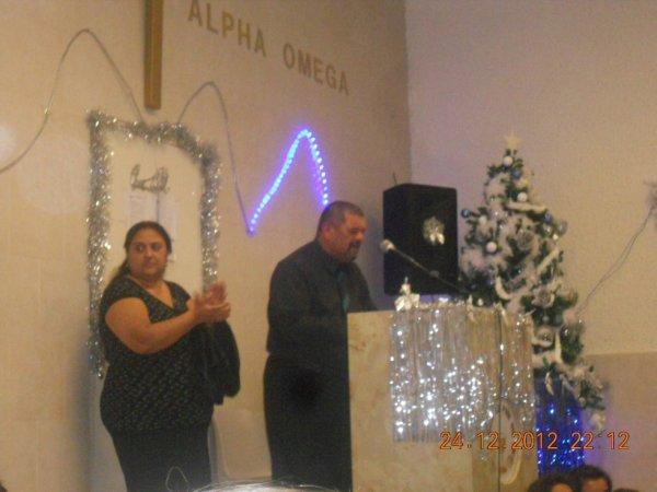 le pasteur paca et son epouse manine