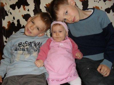 mes 3 bebe