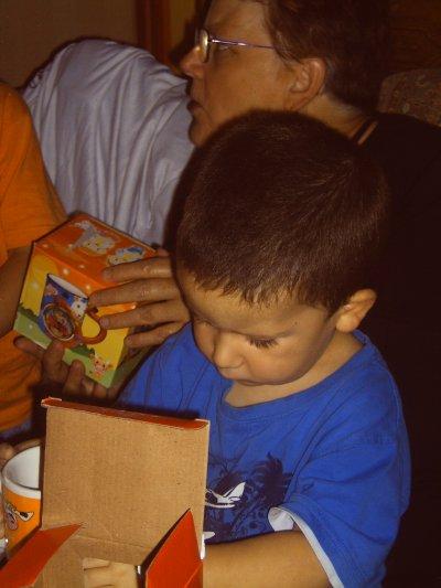 anniversaire a mon fils mathias 3 ans