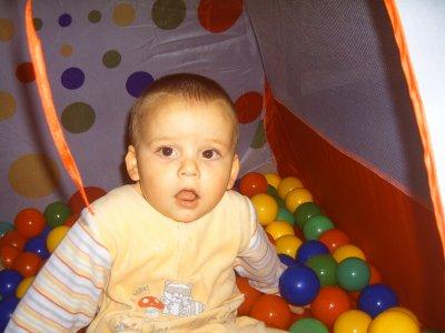 anniversaire a mon filleul nathan 2 ans