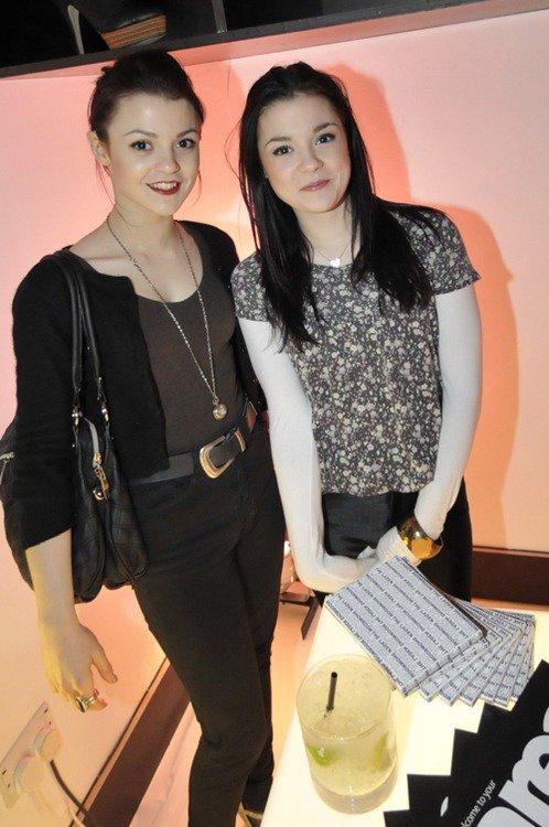 Emily & Katy