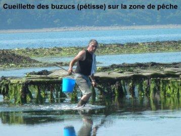 La pêche amateur en Bretagne...