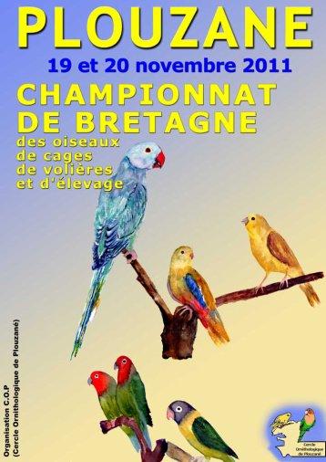 Championnat de Bretagne 2011