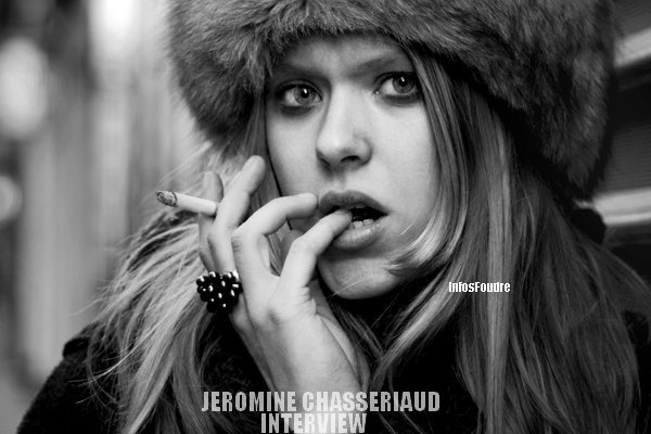 Interview Jéromine Chassériaud ( Lola )