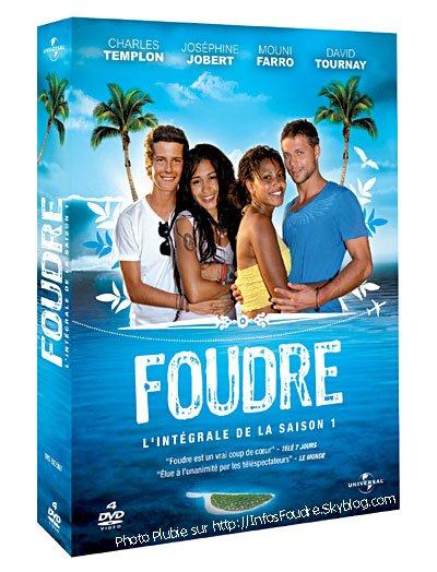 Rediffusion Foudre Saison 1.