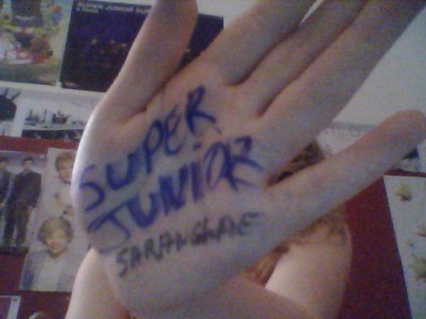 Super Junior saranghae <3...