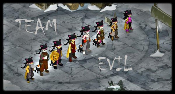 Evil ! Le nouveau
