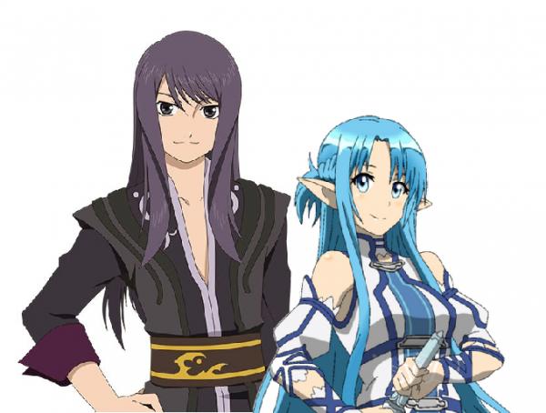 Quelques trucs sur Yuri et Undine
