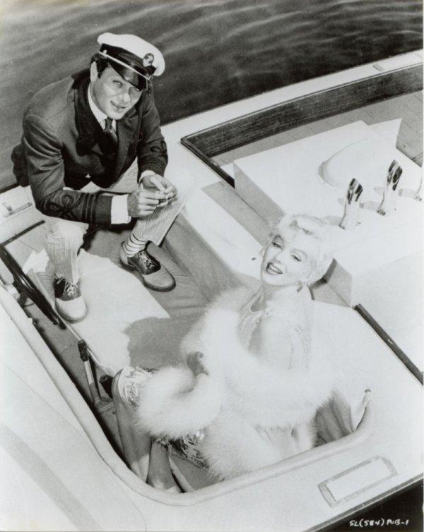 """""""Embrasser Marilyn, c'est comme embrasser Hitler !"""" Tony Curtis"""