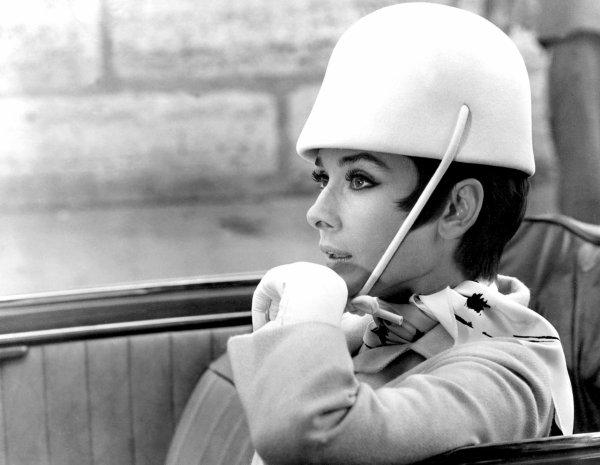 Adorée Audrey.