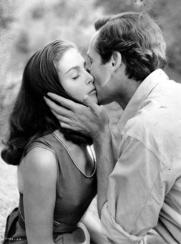 Juste un baiser...