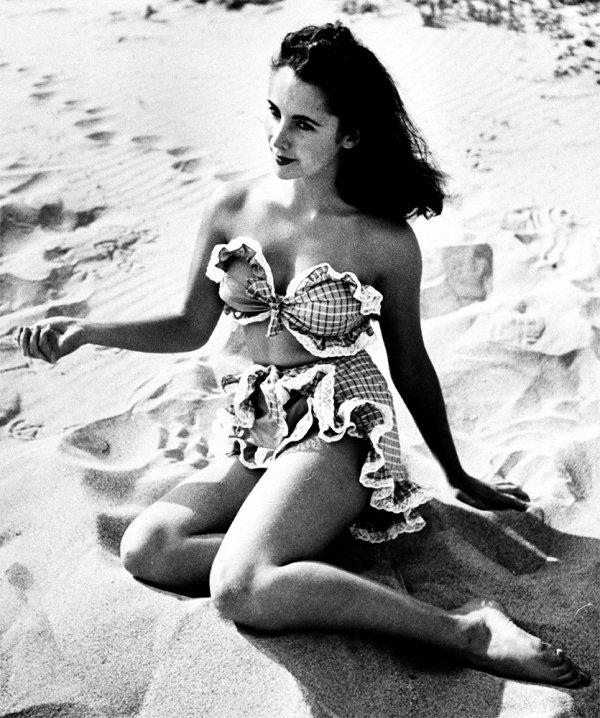 Quand vient la fin de l'été, sur la plage...