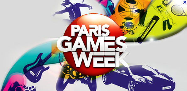 Paris Games Weeek  !
