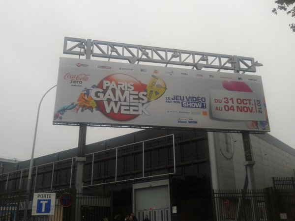 Paris Games Weeek  !
