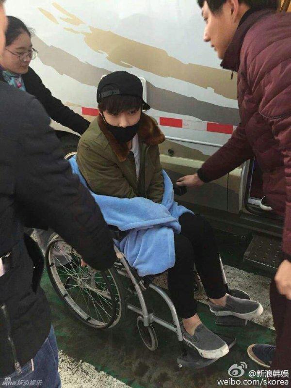 Les News de la Semaine Semaine du 01 au 07 février JunSu et les SMA, Lay blessé, fin de contrat des 4MINUTE