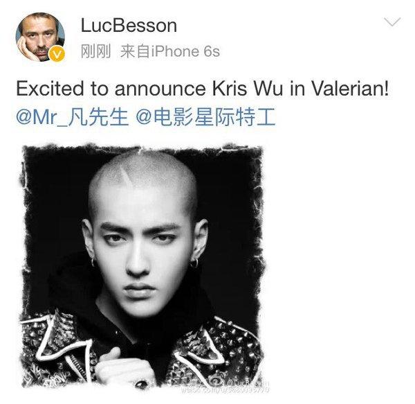 Les News de la Semaine Semaine du 08 au 14 février Kris et Vin Diesel, l'anniversaire de SeulGi, LeeTeuk et MinAh