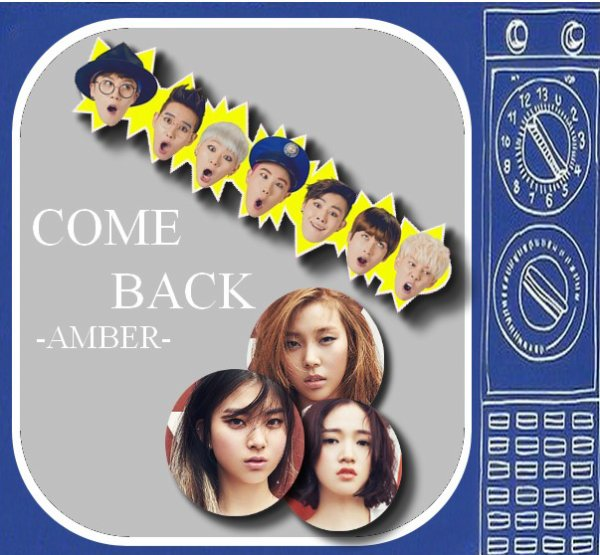 Les News de la Semaine Semaine du 15 au 21 février Ladies' Code & Block B Comeback