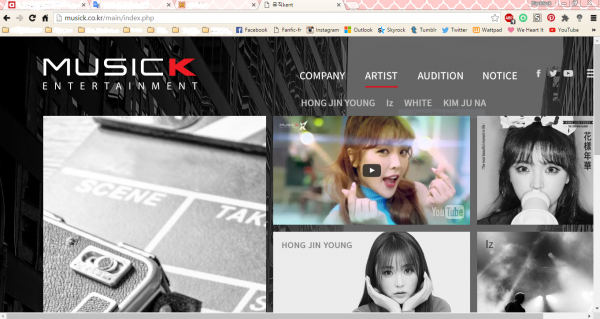 Les News de la Semaine Semaine du 21 au 27 mars Comeback des Block B, Happy Bom Day !, La fin de The Ark ?