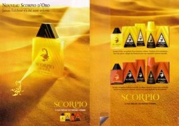 Des Pub Que Parfums D'oro De Scorpio dxWrCeQBo