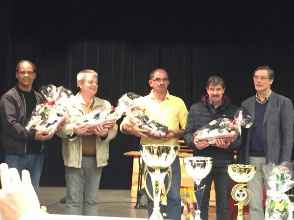 Le concours de mon club est terminé voici les résultats et les 4 grands prix d'élevage