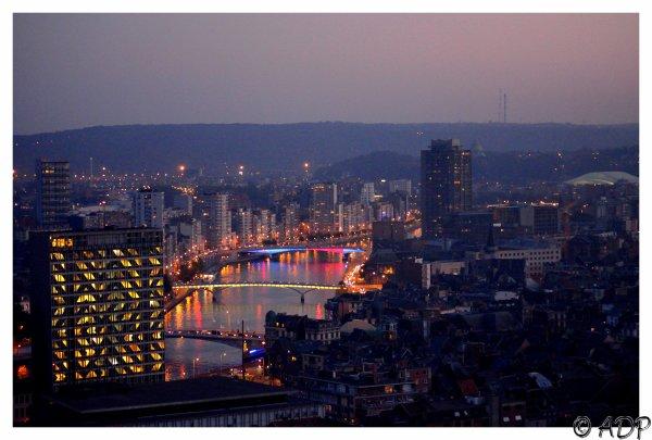 Liège City mec ...