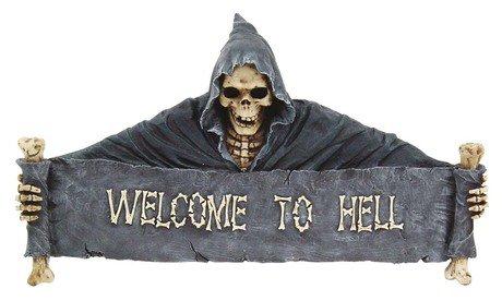 Bienvenue en Enfer Humains !