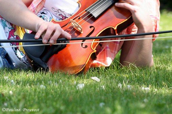 Art musical + Art visuel = Magnifique.