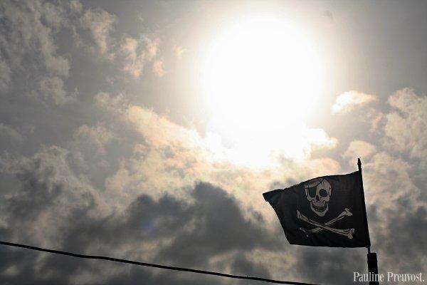 Pirates des Caraïbes et la fontaine de Jouvence. (L)