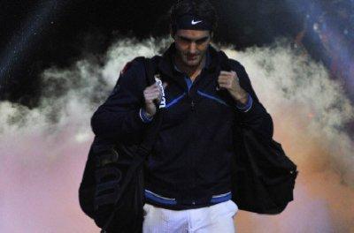 Roger Federer a donné une leçon en indoor à Rafael Nadal.!!!