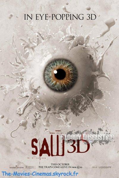 Troisième séance avec : Saw 3D