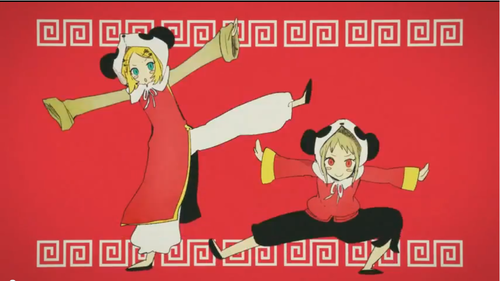 Gumi & Rin 1, 2 Fanclub