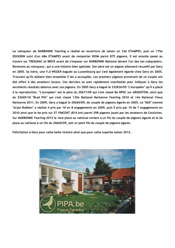 REPORTAGE PIPA CHEZ GERY ETUIN