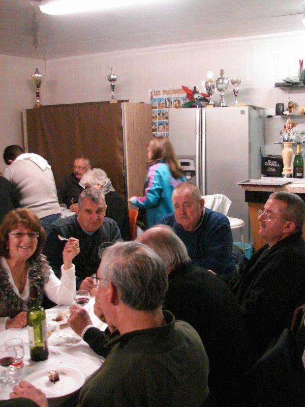 PETIT REPAS APRES LA REMISE DES PRIX 2012 ALCNE