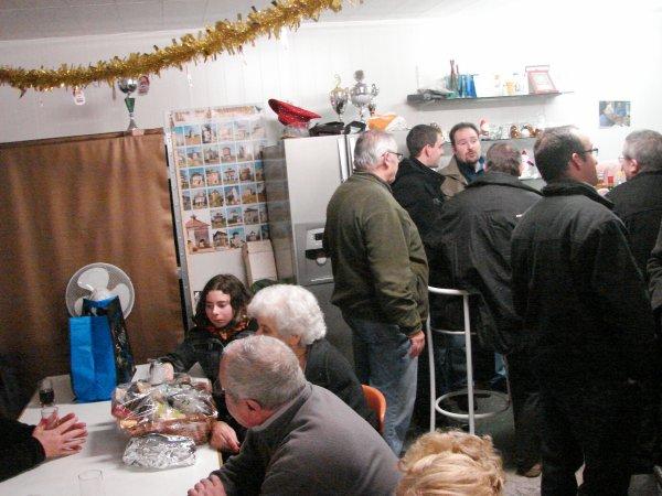 CADEAU DE NOEL OFFERT PAR LA REVANCHE AUX AMATEURS PRESENTS