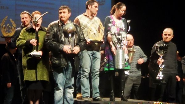 CHAMPIONNAT DE FRANCE CARQUEFOU 2013