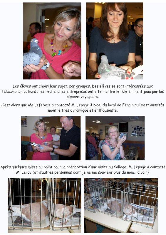 LA GAZETTE REPORTAGE DE RUDY LIENARD