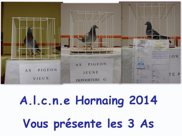 LA GAZETTE A.L.C.N.E REMISE DES PRIX SAISON 2014
