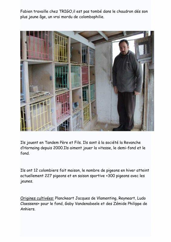 LA GAZETTE REPORTAGE PAR COULON59 CHEZ LA FAMILLE LEENKNECHT