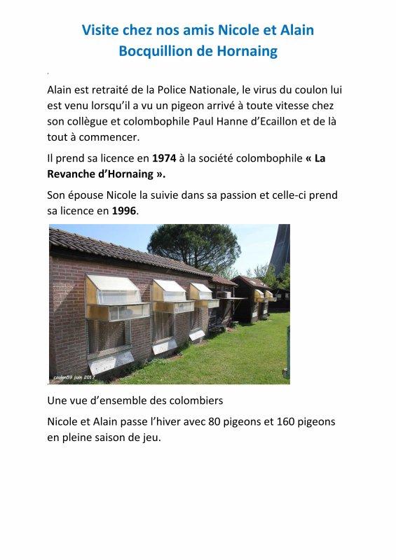LA GAZETTE INFO REPORTAGE DE RUDY LIENARD COULON59