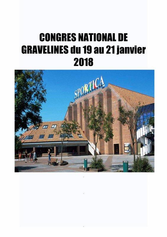 LA GAZETTE  INFO ARRONDISSEMENT DE DOUAI PHOTOS DU CONGRES DE GRAVELINES 2018
