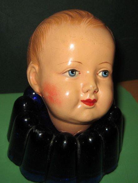 Une tête inconnue