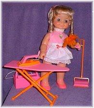 Conchita, ma poupée aide ménagère