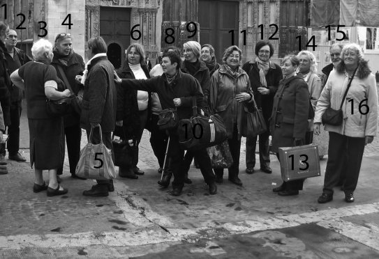 """sortie aux """"Beaux jours"""" 11 nov. 2011"""