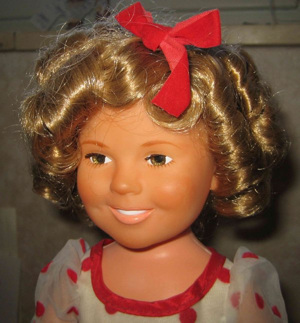 Shirley Temple de Ideal Toys Co. 1972
