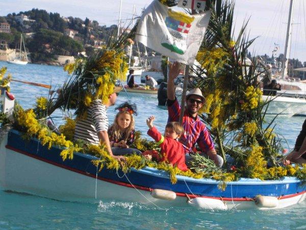 côte d'Azur février