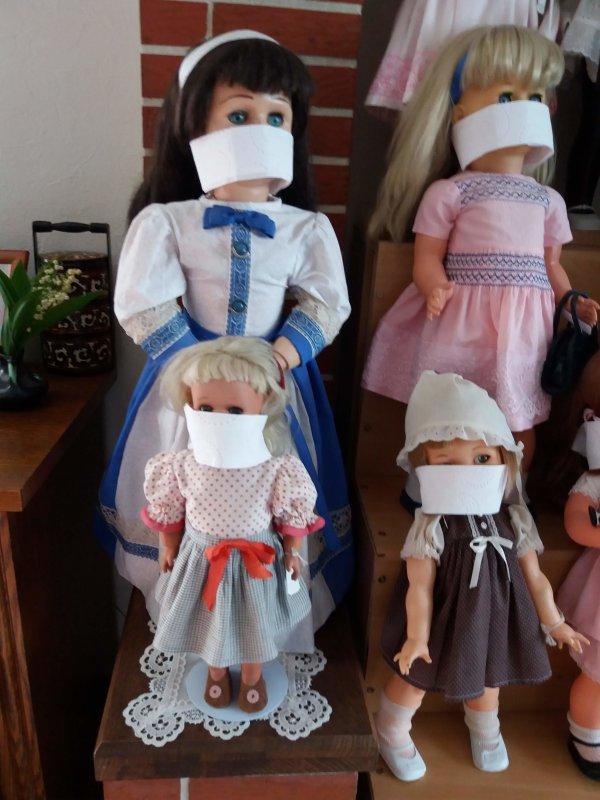 mes filles libérées du confinement